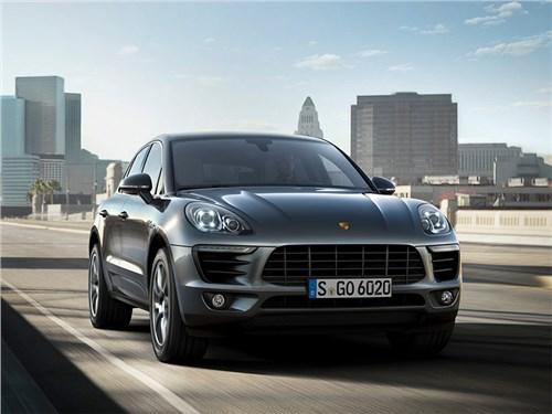 Porsche отзывает более 5000 Macan в России