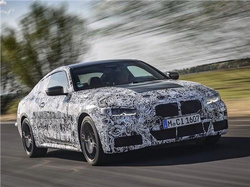 BMW 4 серии станет гибридом после смены поколения