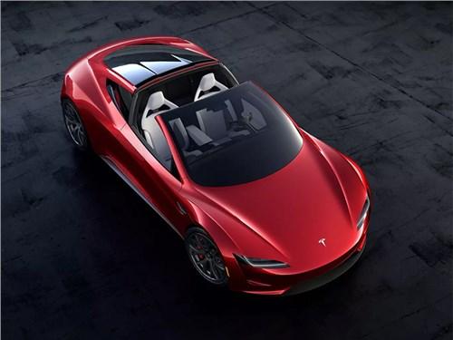 Выход Tesla Roadster отложен на неопределенный срок