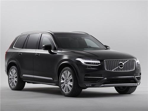 Volvo выпустит новый кроссовер XC100