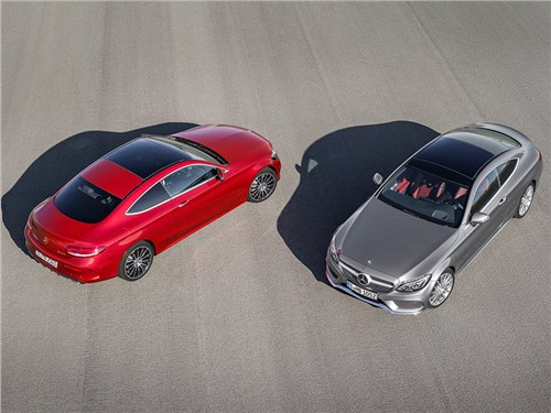 Новость про Mercedes-Benz - В России отзывают более четырёх тысяч Мерседесов с протекающей крышей