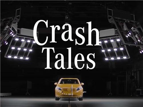 Новость про Mercedes-Benz - Mercedes-Benz снял сериал о манекенах для краш-тестов