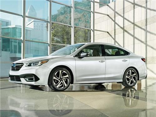 Subaru Legacy уходит с российского рынка. Совсем