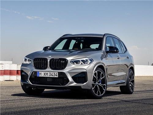 Новость про BMW - BMW X3 M Competition 2020