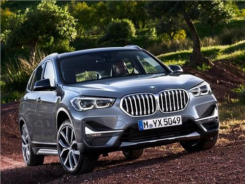 Новость про BMW X1 - BMW X1 (2020)