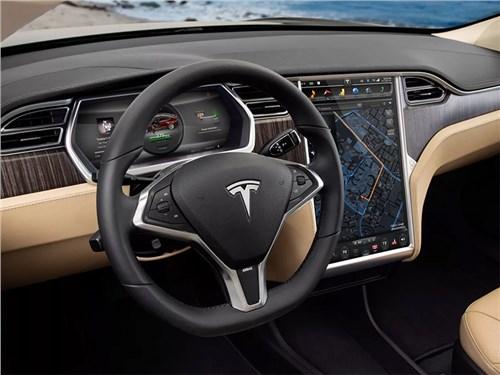 Автомобиль Tesla станет персональным секьюрити