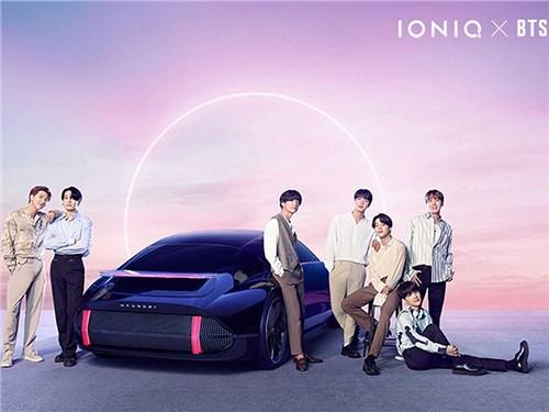 Электромобили Hyundai увековечили в музыке