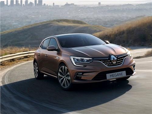 Renault Megane превратится в кроссовер