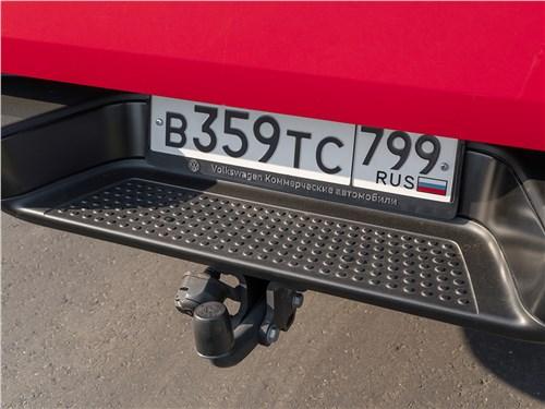 Volkswagen Amarok Aventura (2020) подножка