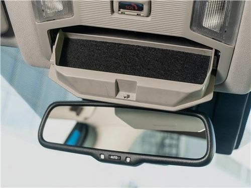 Toyota RAV4 2019 салонное зеркало