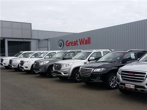 Новость про Great Wall - Great Wall выкупает у General Motors заводы в Азии