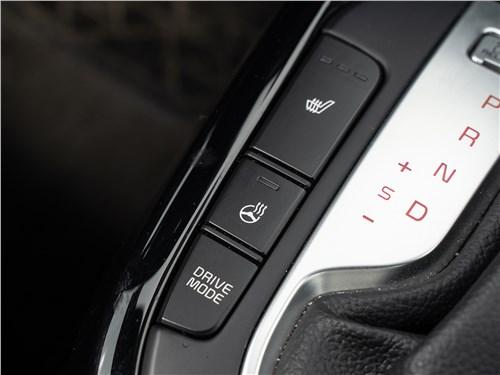 Kia Cerato 2019 клавиша Drive Mode