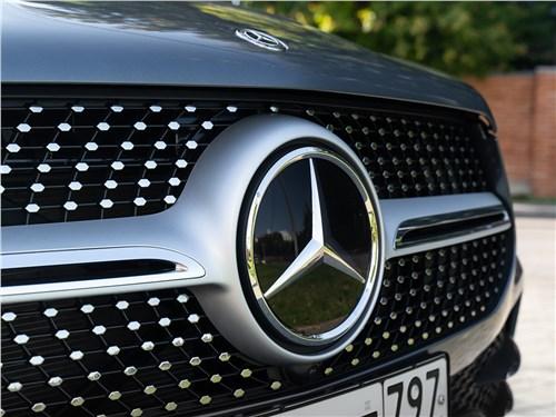 Mercedes-Benz GLE Coupe 2020 решетка радиатора