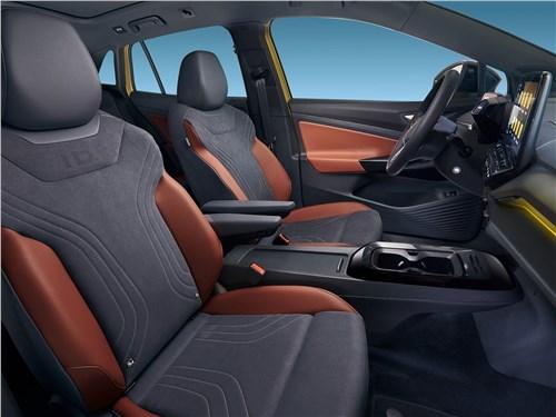 Предпросмотр volkswagen id.4 (2021) передние кресла