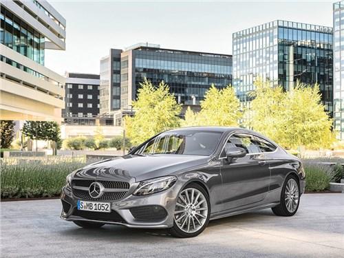 Новость про Mercedes-Benz C-Class - Mercedes-Benz C-Class Coupe (2017)