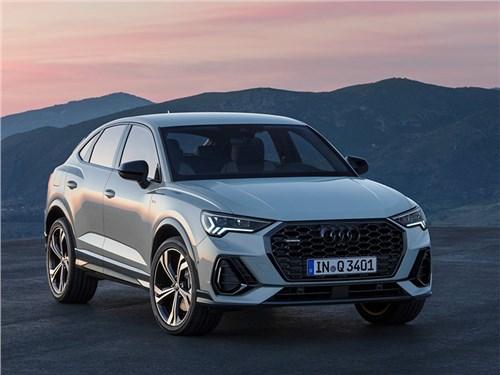 Новость про Audi Q3 - Audi Q3 Sportback (2020)