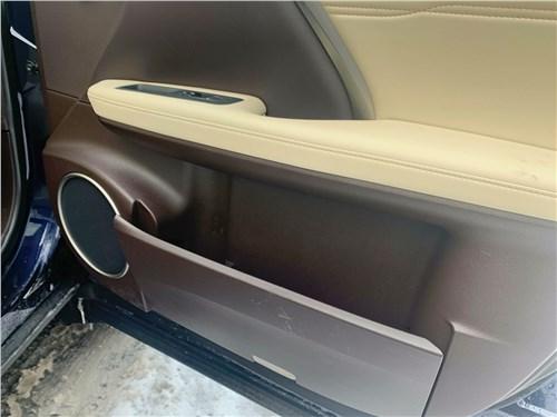 Lexus RX (2020) дверь