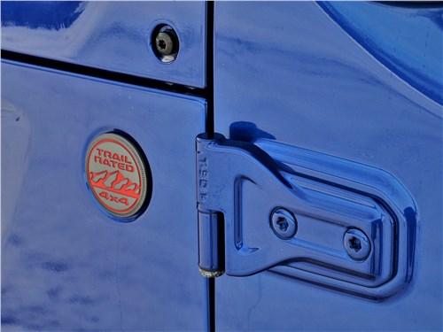 Jeep Wrangler (2018) петли дверей