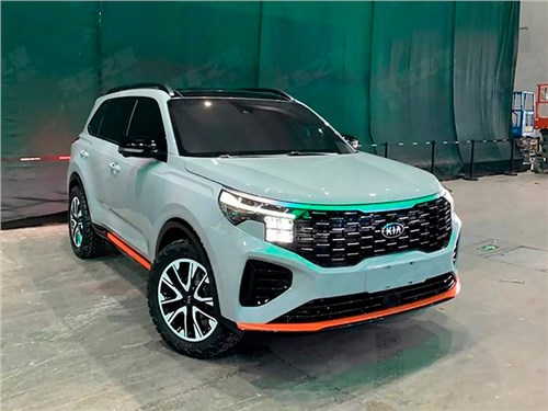 Новый Kia Sportage дебютирует этим летом