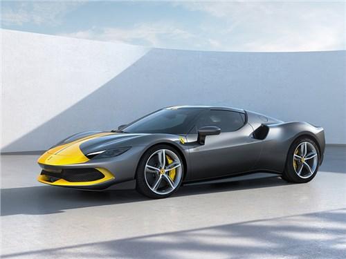 Новость про Ferrari - Ferrari 296 GTB (2022)