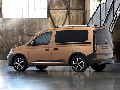 Стартовали российские продажи Volkswagen Caddy PanAmericana