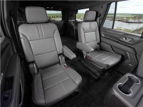 Chevrolet Tahoe (2021) третий ряд
