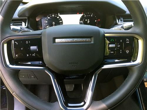 Land Rover Range Rover Velar (2021) руль