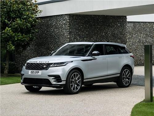 Новость про Land Rover Range Rover Velar - Land Rover Range Rover Velar (2021)