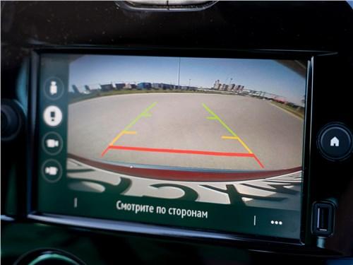 Renault Kaptur (2020) монитор