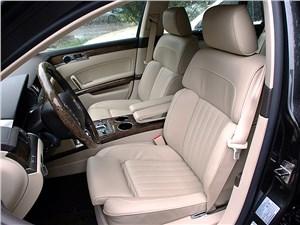 Volkswagen Phaeton 2011 передние кресла