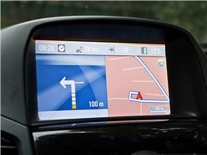 Chevrolet Orlando 2013 монитор
