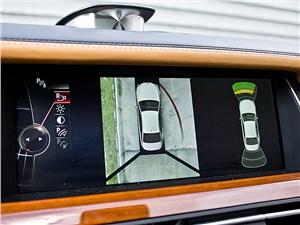BMW 7 series 2013 система кругового обзора