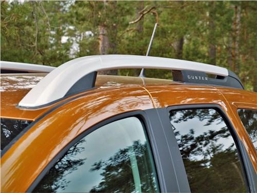 Renault Duster (2021) рейлинги на крыше