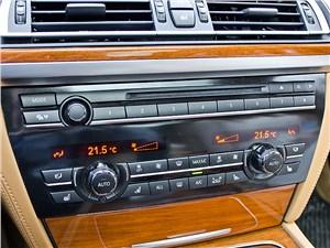 BMW 7 series 2013 центральная консоль