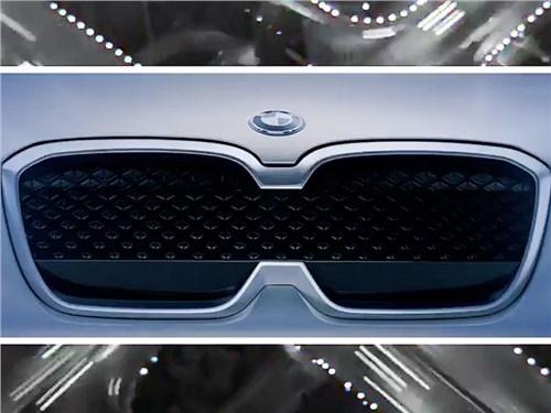 Электрический кроссовер BMW получит «мононоздрю»