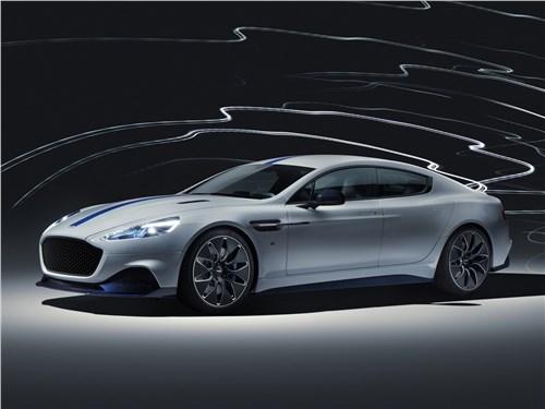 Aston Martin Rapide (лифтбек )