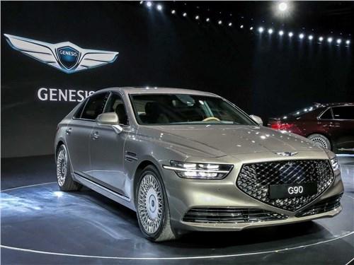 Hyundai Genesis G90 (седан 4-дв.)