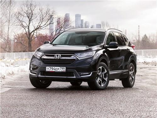 Honda CR-V - почему владельцы honda cr-v 2017 не хотят пересаживаться на другие модели