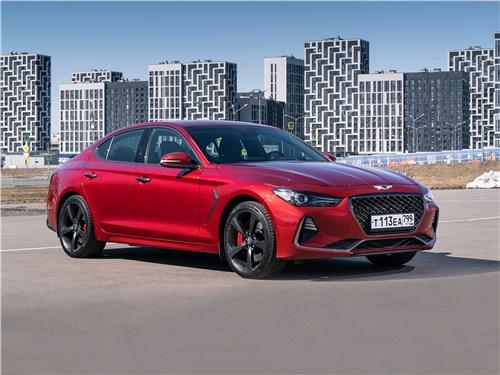 Hyundai Genesis G70 - прошел ли genesis g70 2019 тест на премиальность нашими дорогами?