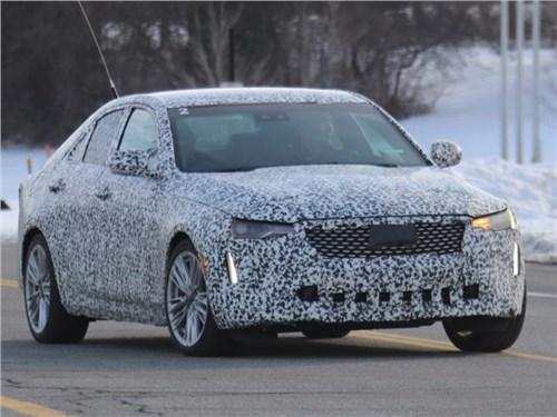 Новость про Cadillac - Названа дата мировой премьеры Cadillac CT4-V и CT5-V