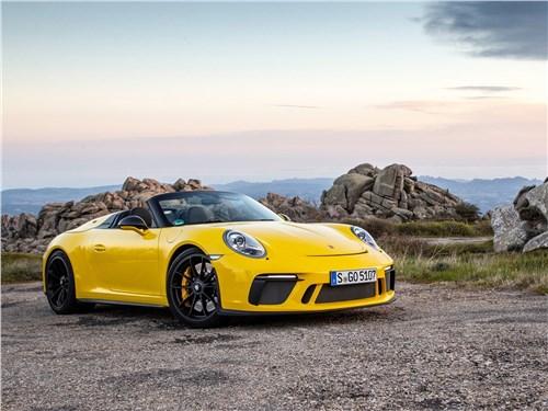 Porsche 911 Speedster <br />(родстер)