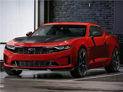 Chevrolet может «похоронить» легендарное купе Camaro