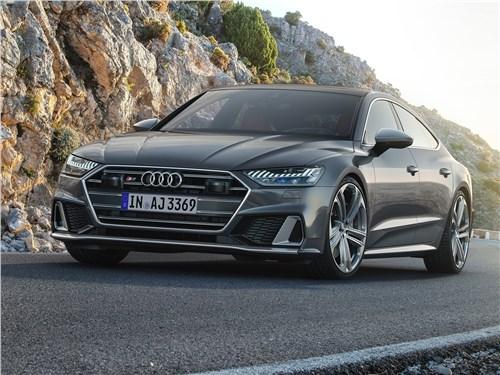Audi S7 (лифтбек )