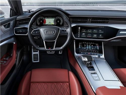 Новость про Audi - Audi может отказаться от тачскринов