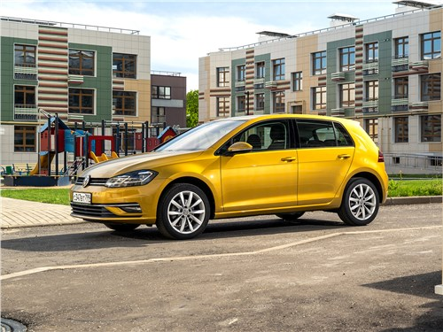 Volkswagen Golf - с какой целью покидал российский рынок volkswagen golf 2017