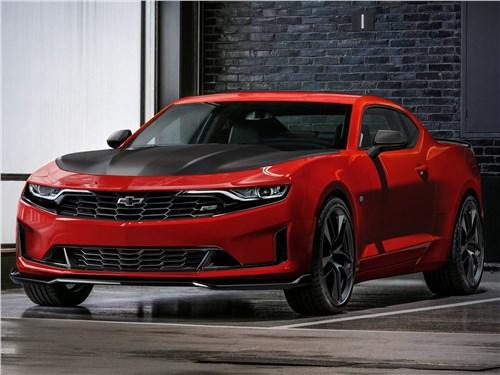 Chevrolet Camaro <br />(купе)