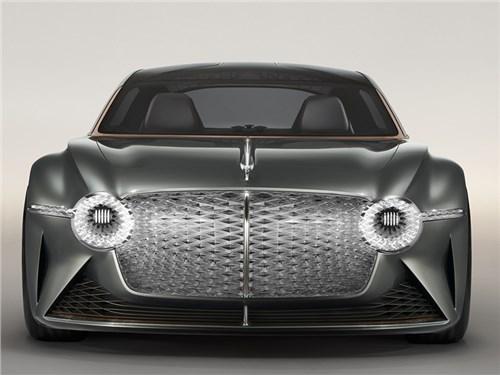 Новость про Bentley - Bentley EXP 100 GT