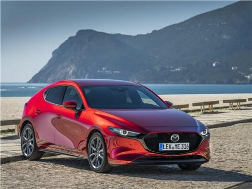 Mazda 3 <br />(хэтчбек 5-дв.)
