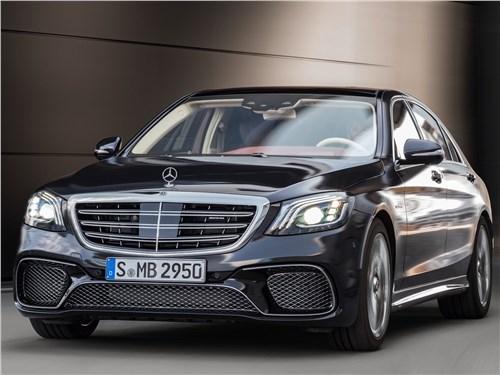 Mercedes-Benz S-Class AMG (кабриолет)