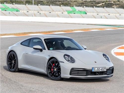 Porsche 911 Carrera <br />(кабриолет)